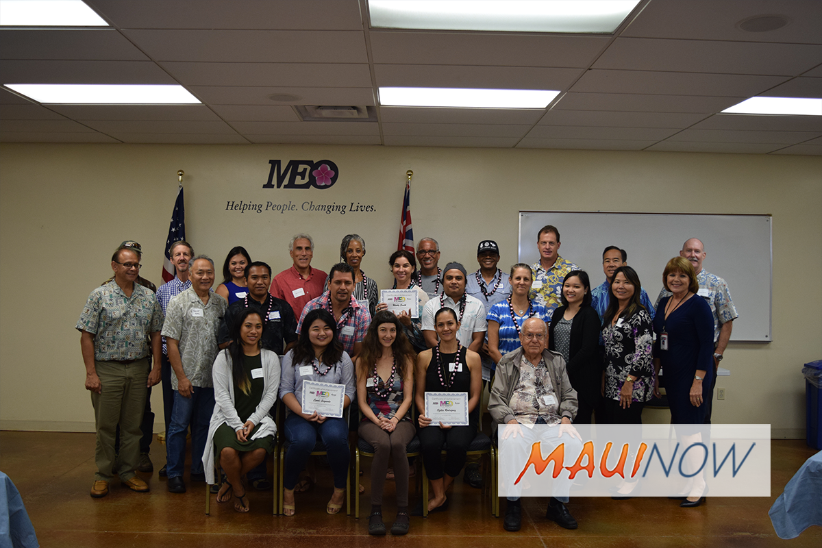 Fifteen Students Graduate From MEOʻs Business Course