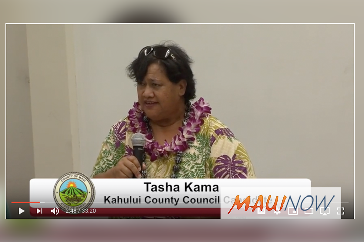 2018 Maui County Candidate Forum Videos Now Available