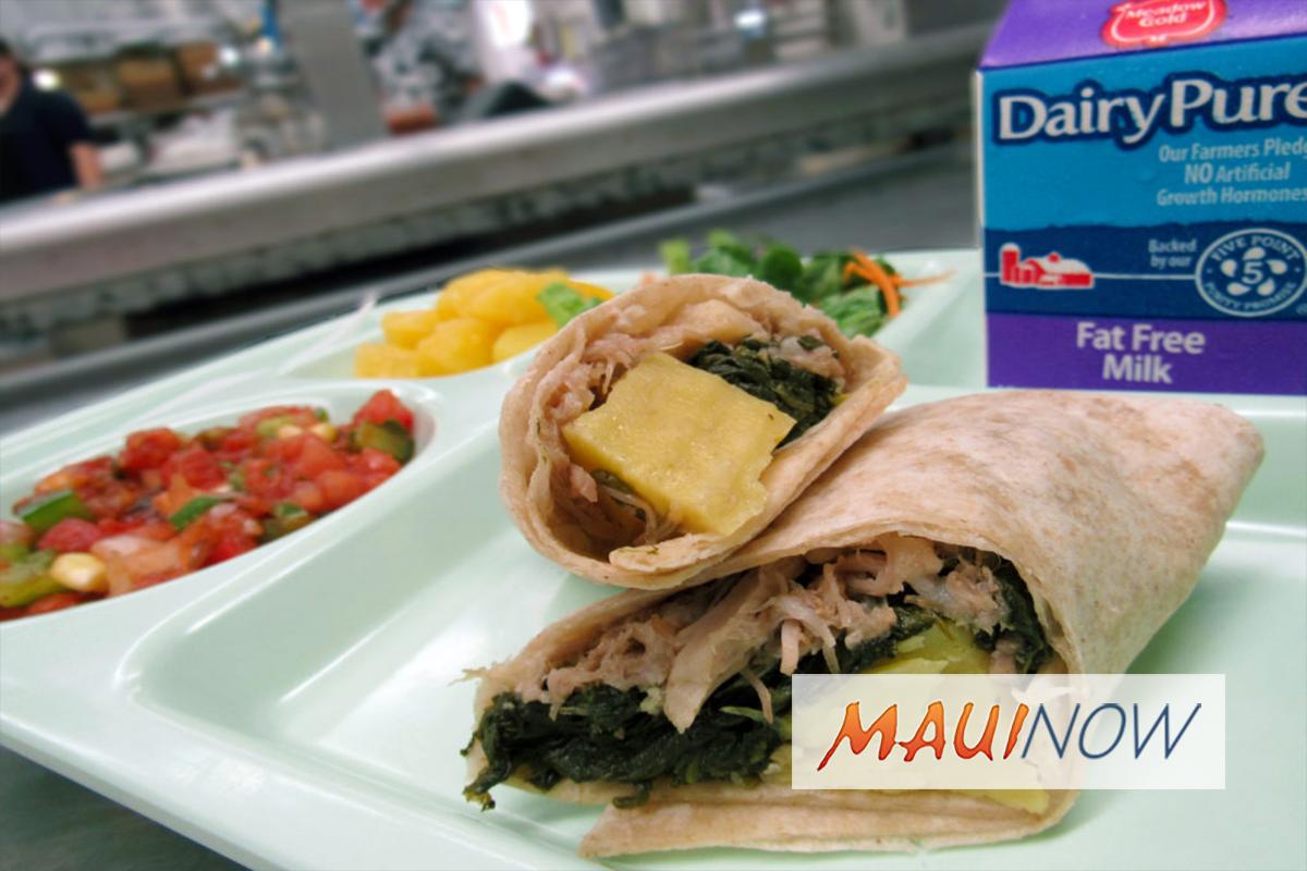 HIDOE program features 'Ulu beef stew in student meals