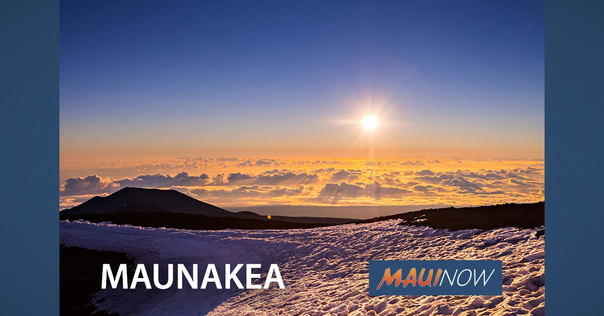 UH Regents Approve Proposed Maunakea Administrative Rules