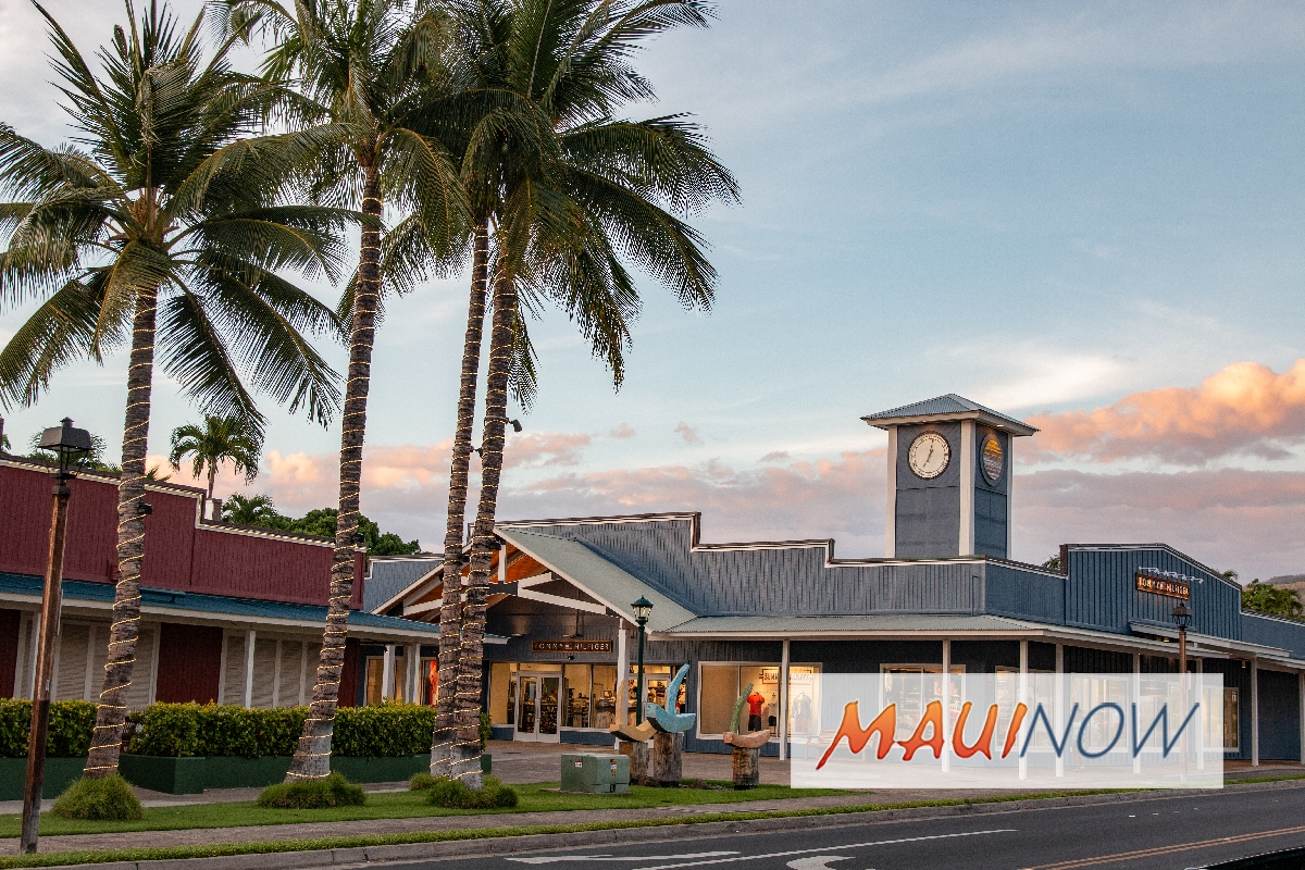 Kate Spade to Open at Outlets of Maui