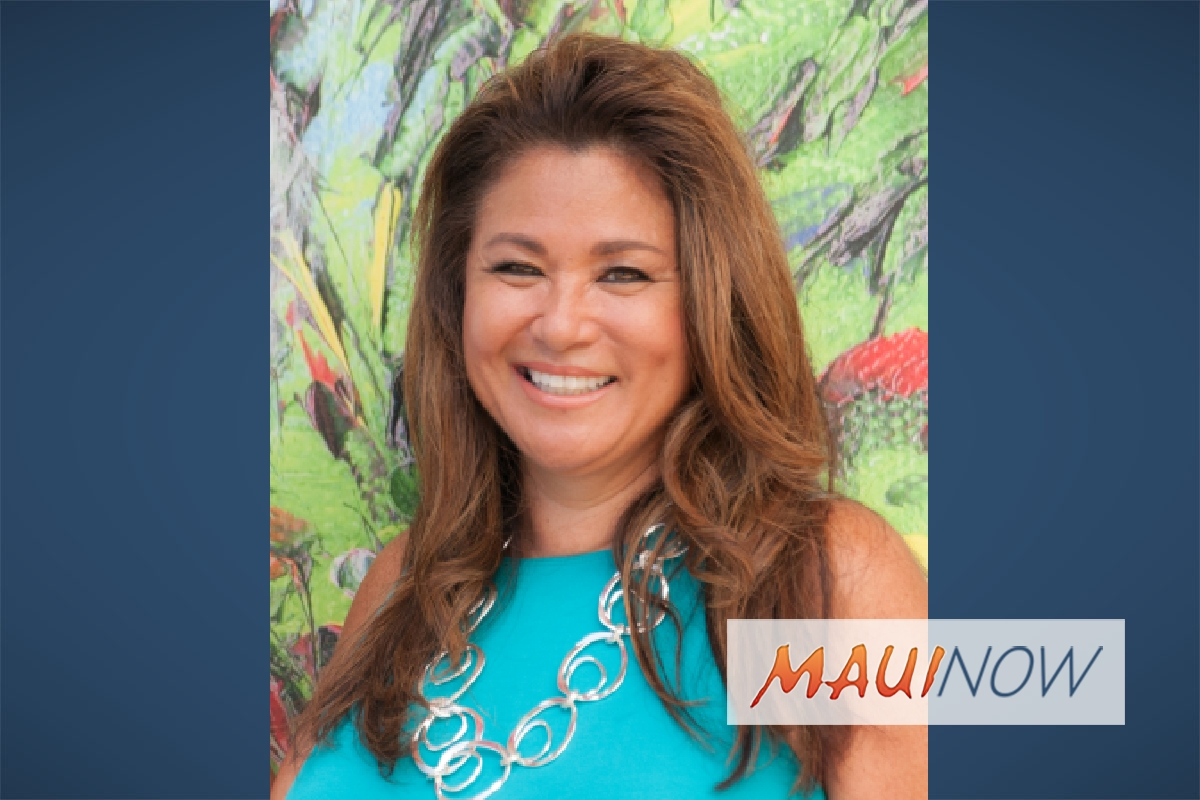 Queen Ka'ahumanu Center Promotes Toni Rojas