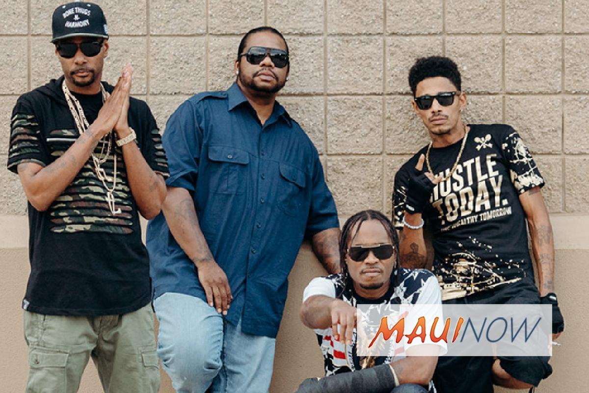 Bone Thugs-N-Harmony to Perform on Maui