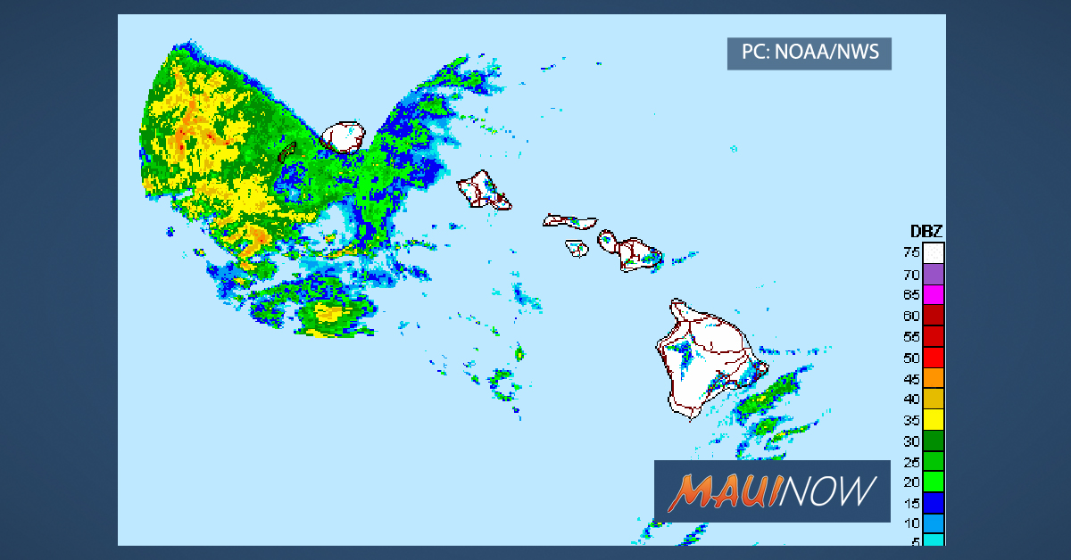 Maui Flood Watch Until Late Tuesday