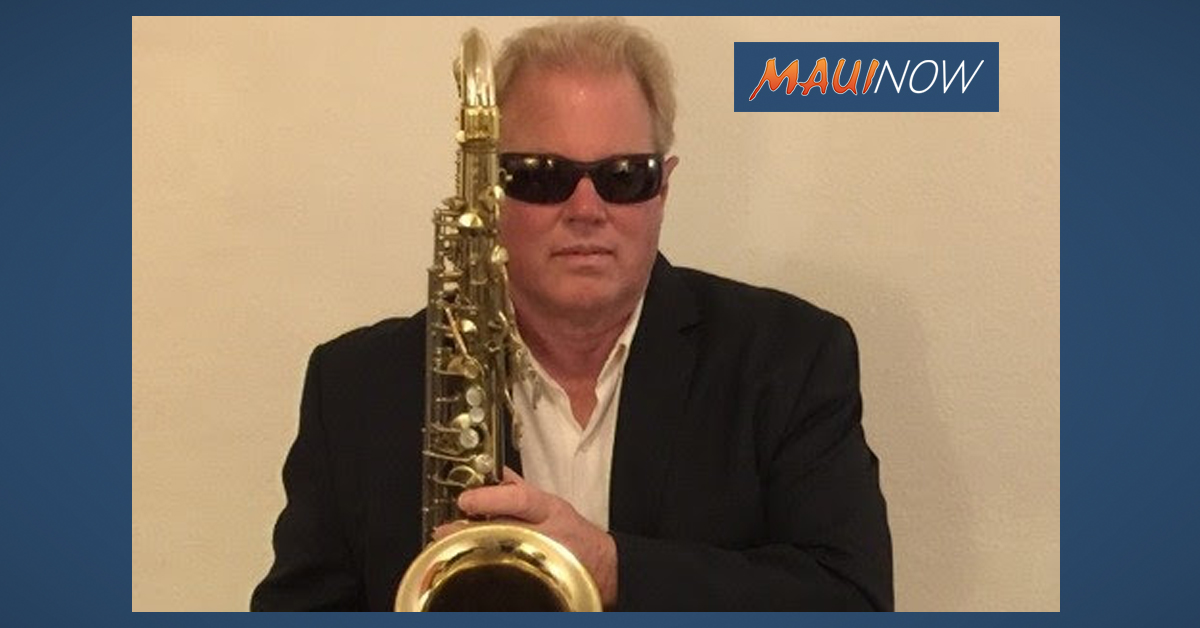 Award Winning Jazz Saxophonist at Jazz at The Shops, Nov. 7