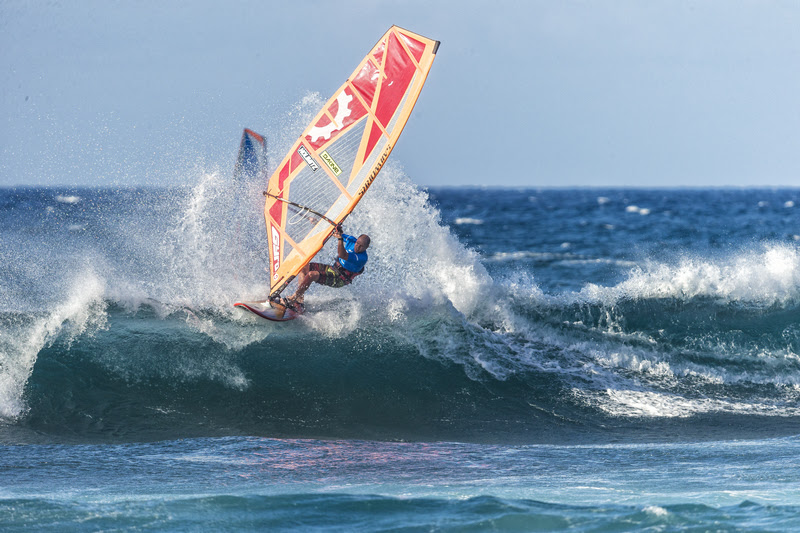 Kickoff of 2018 Aloha Classic Maui Windsurfing Contest