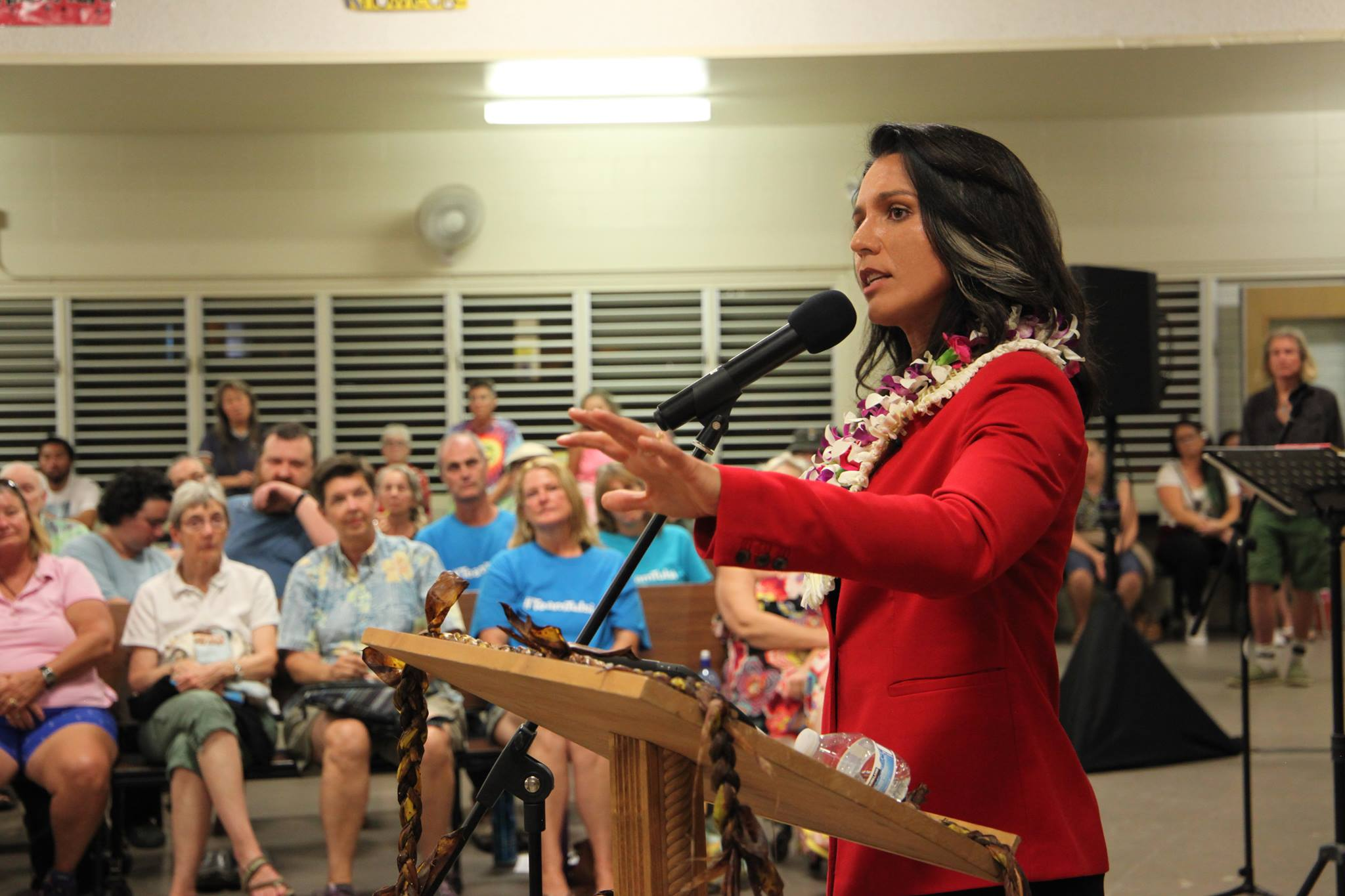 Gabbard Recognizes #GivingTuesday as Opportunity to Unite Country