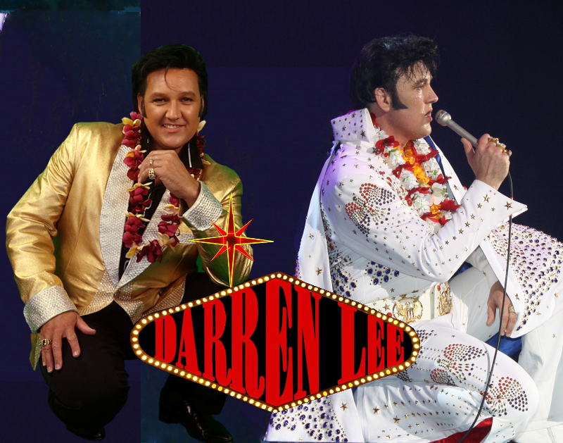Elvis Tribute Artist Darren Lee Returns to Maui