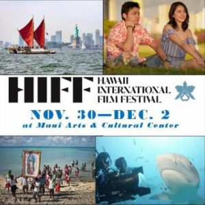 Hawai'i International Film Festival at the MACC