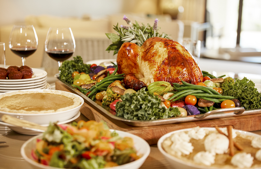 A Range of Thanksgiving Dining Options on Maui