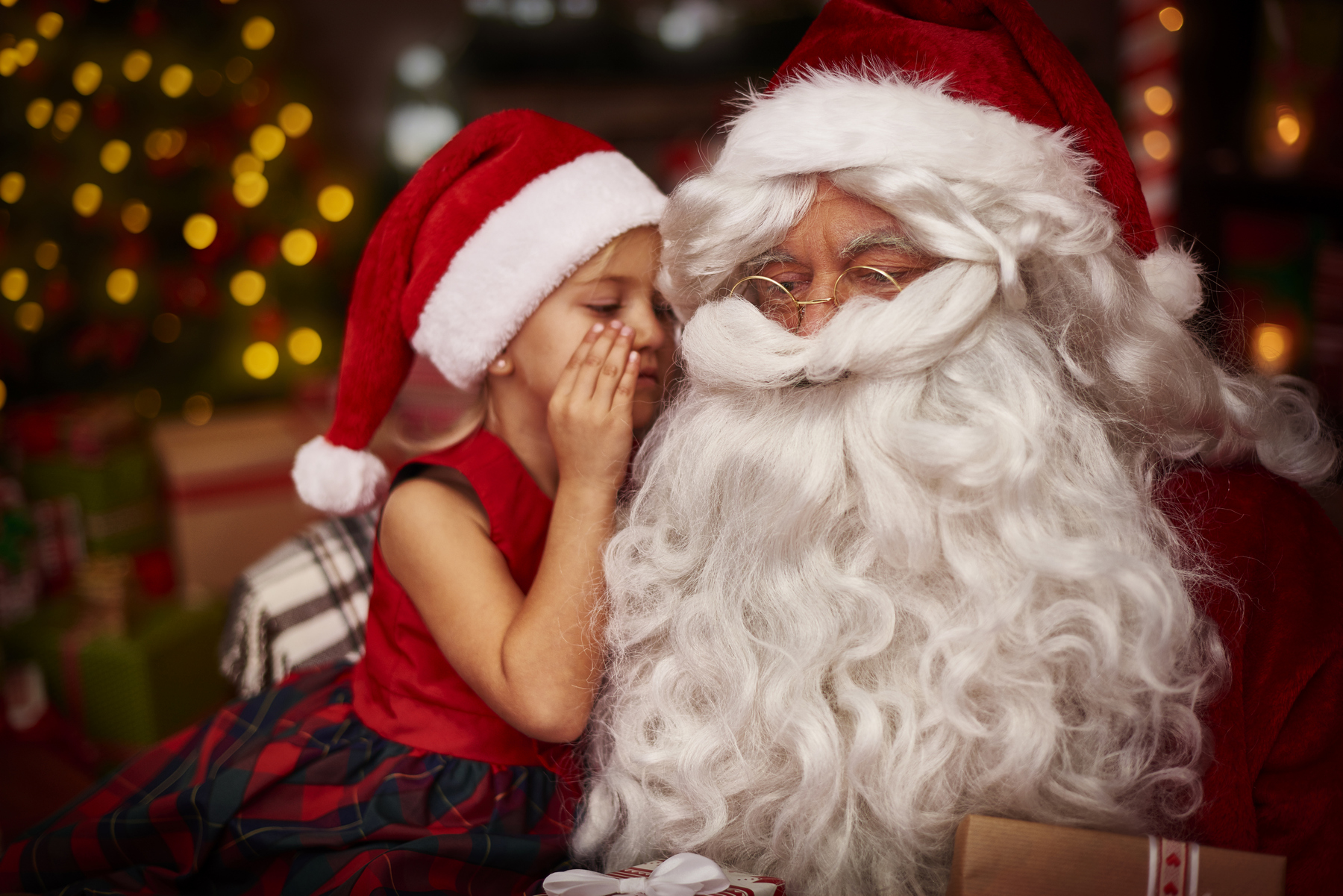 """Breakfast With Santa Pajama Party"" at QKC"