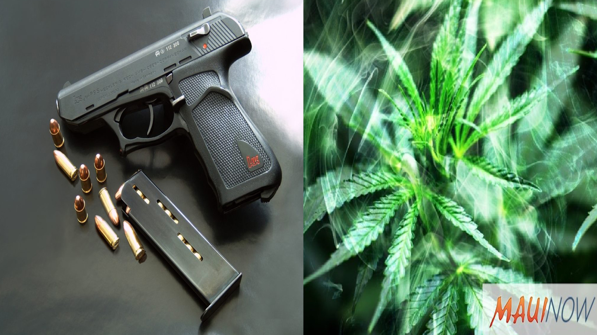 Talking Law:  Medical Marijuana & Guns