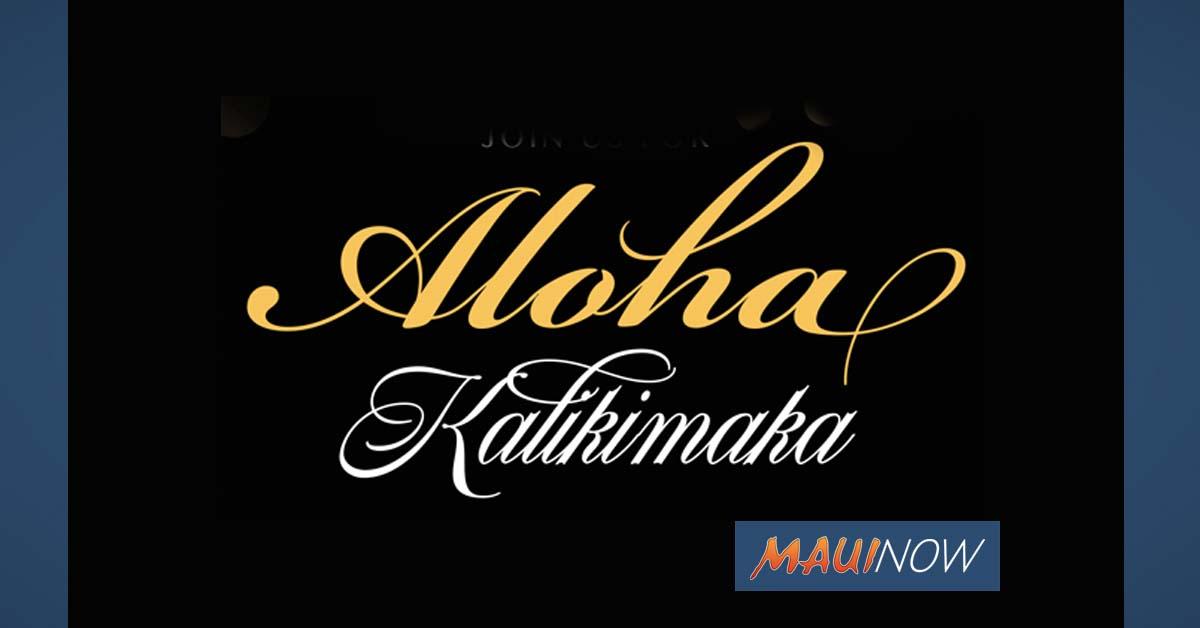 Pacific Cancer Foundation Hosts 13th Aloha Kalikimaka, Nov. 17