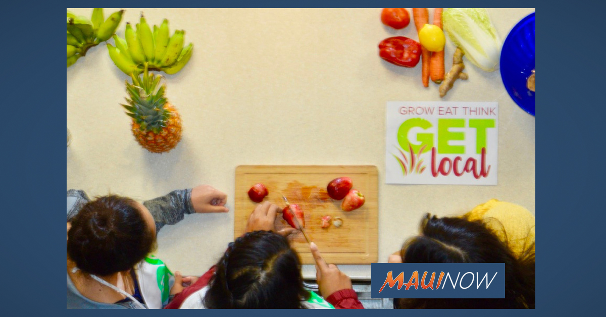 Local-Food Keiki Video Cooking Contest