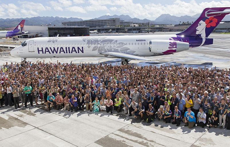 Hawaiian Airlines Celebrates 90 Years of Service with Giving Campaign