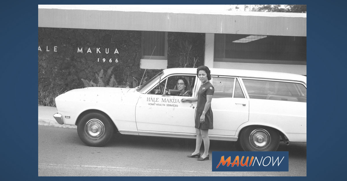 Home Health by Hale Makua Celebrates 50 Years on Maui