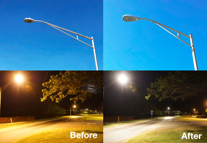 Maui Now: Maui Energy-Saving Streetlight Installations Starting in November