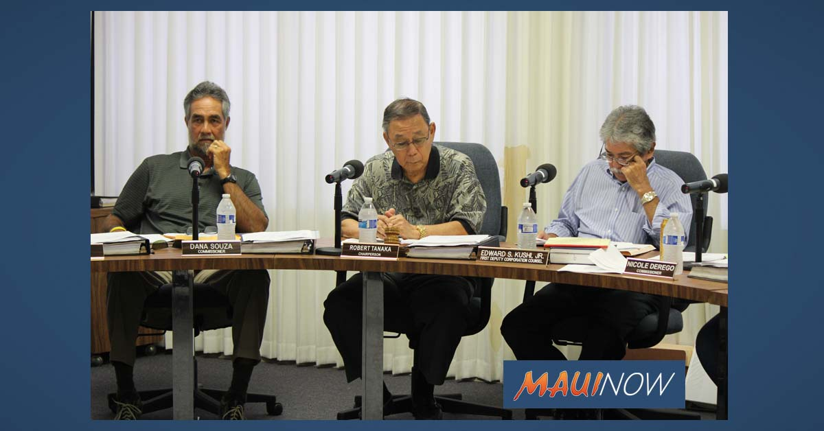 Applications Accepted for Maui County Boards and Commissions