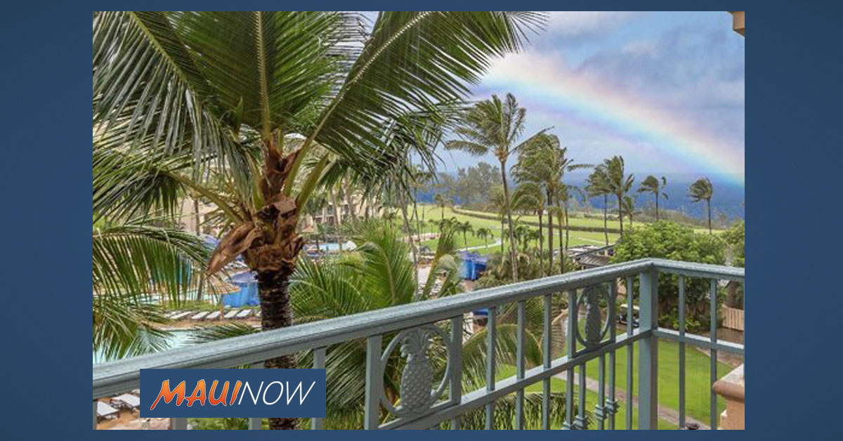 5 Luxury Resorts & Hotels on Maui with Privately Owned Condo Residences