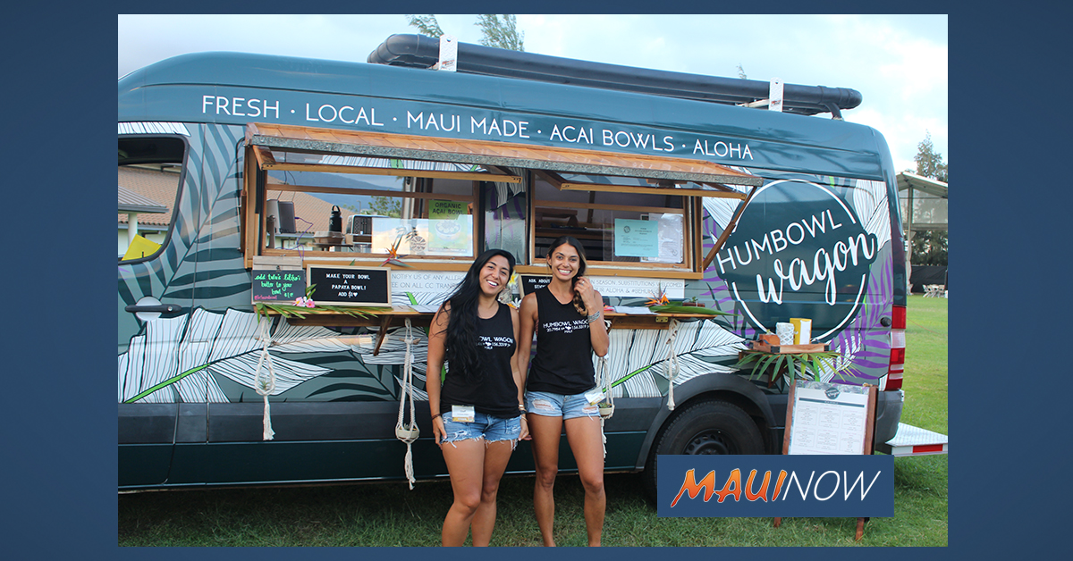 Made in Maui County Festival Off to Solid Start