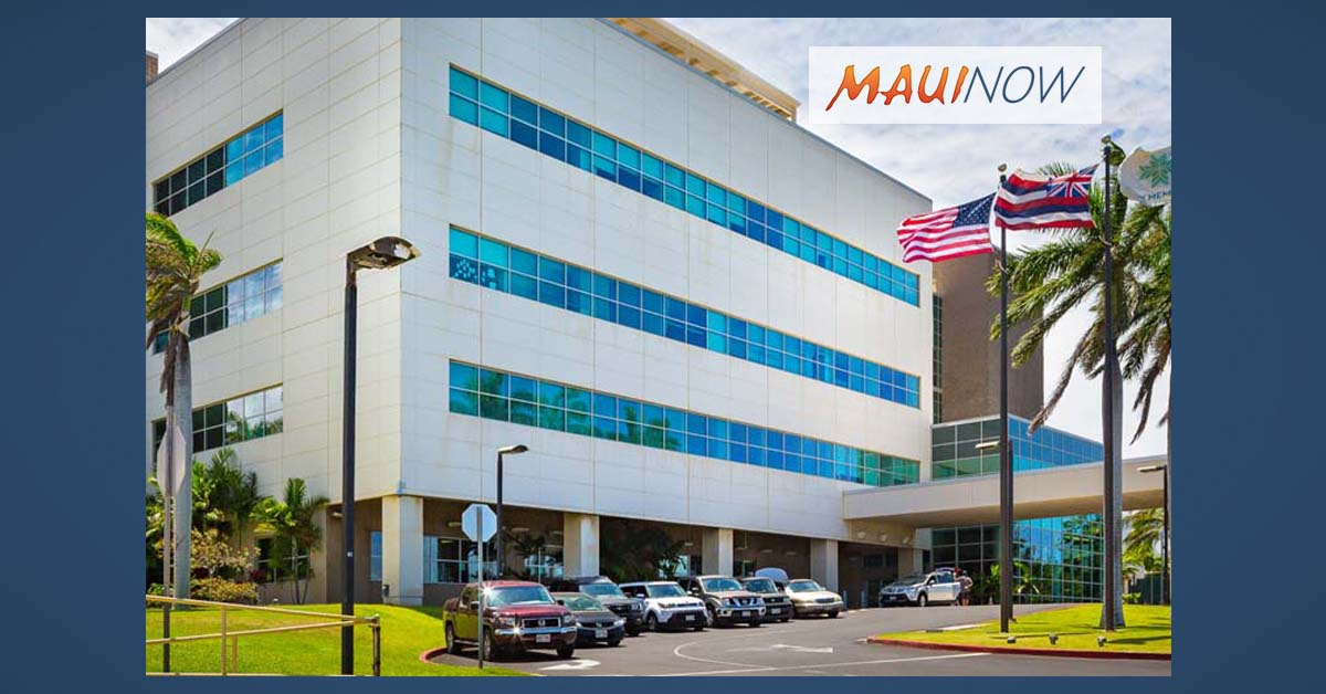 Maui Health System to Host Community Health Fair