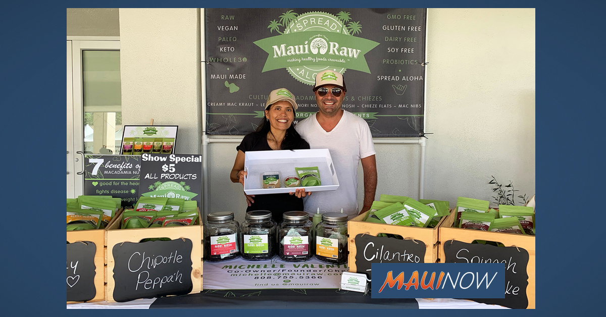 Made in Maui County Festival Exclusive Shopping Day Tickets On Sale Now