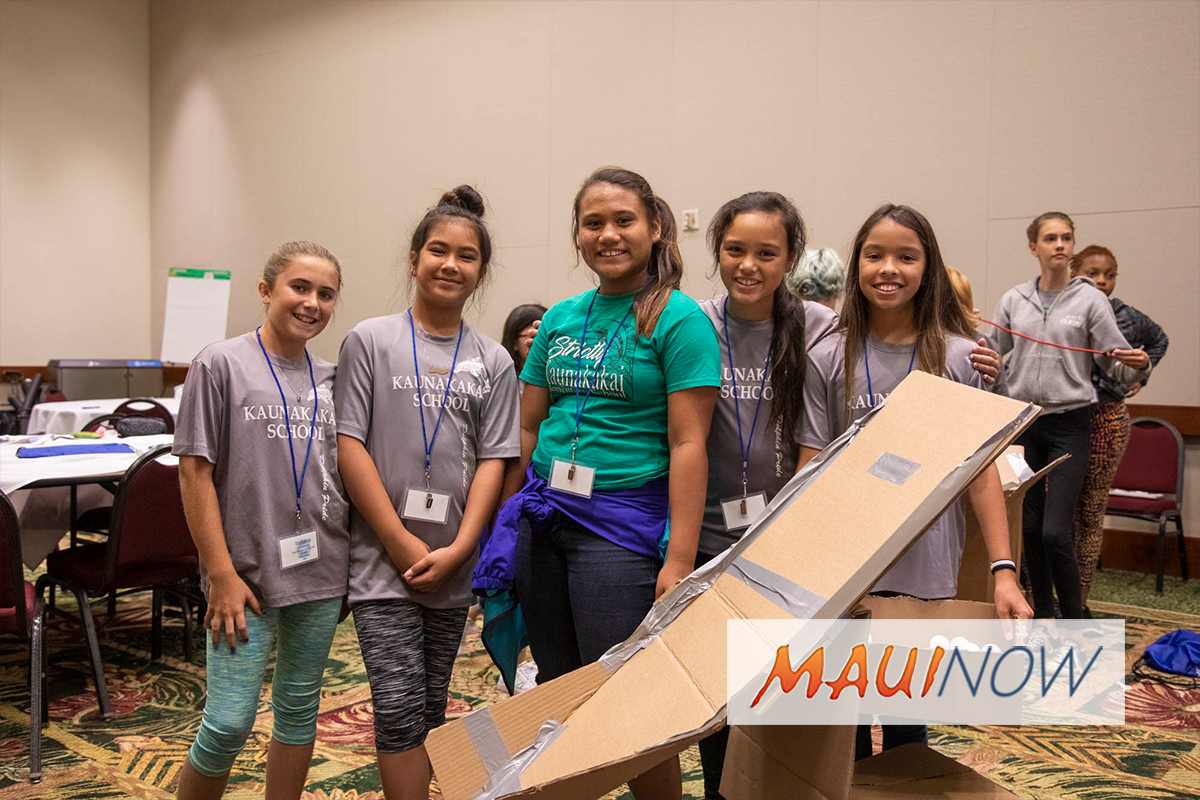 Nearly 200 Students Tackle Hawaiʻi's Energy Challenges