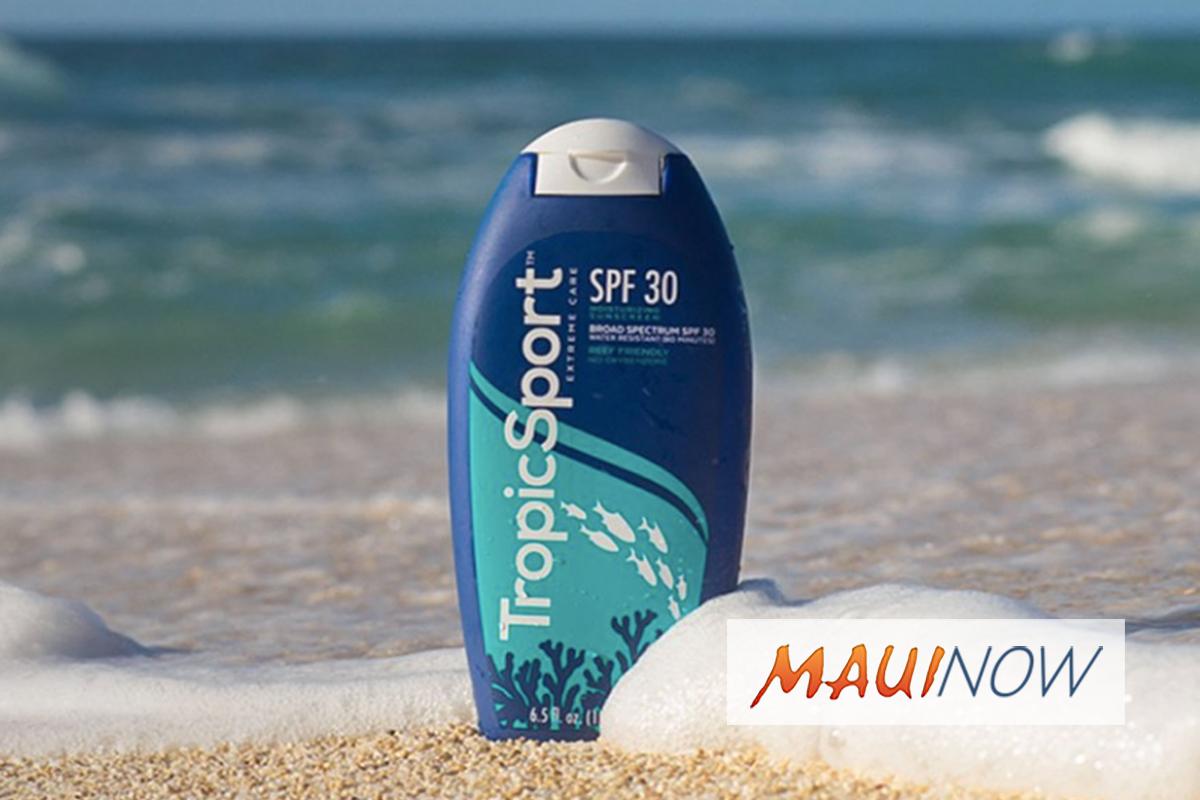 TropicSport Announces Partnership With World Surf League