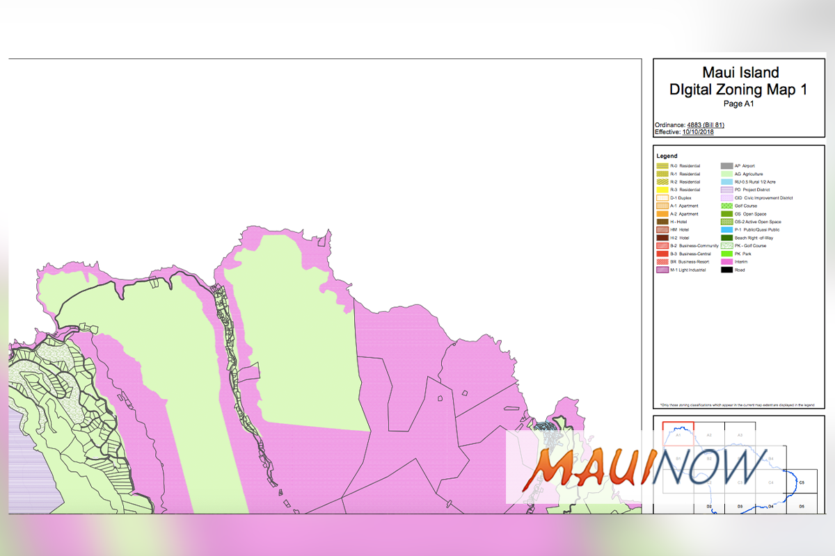 County to Move to Digital Zoning Map