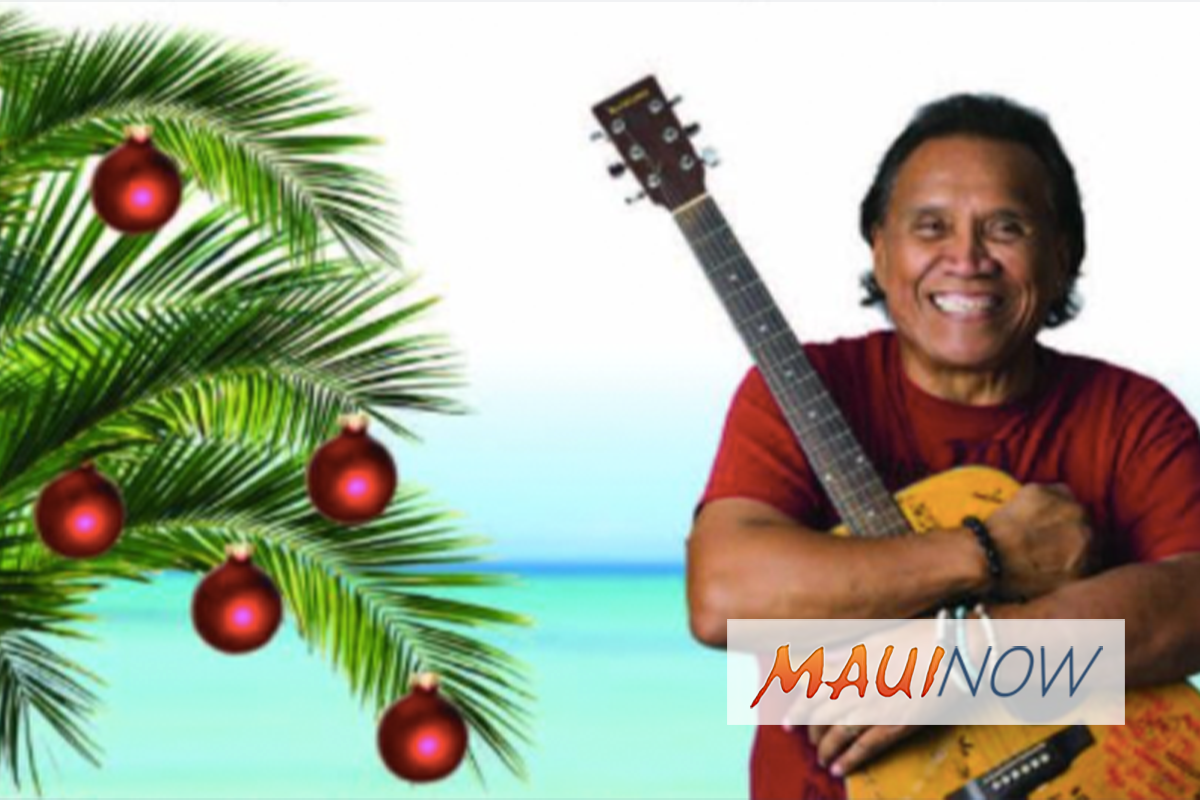 Maui Pops Orchestra to Host Holiday Concert
