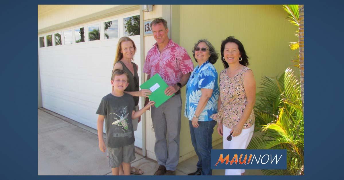 Nā Hale O Maui Delivers 34th Permanently Affordable Home