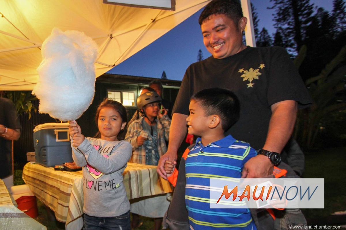 Lāna`i Fifth Friday Festivities Announced
