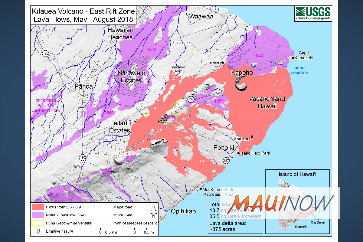 How are Lava-Flow Maps Made During an Eruption?