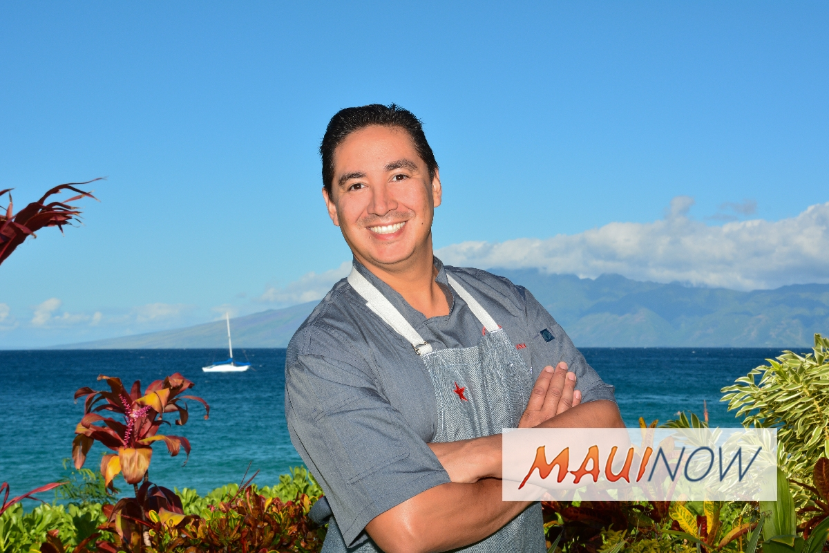 Royal Lahaina Resort Welcomes New Executive Chef
