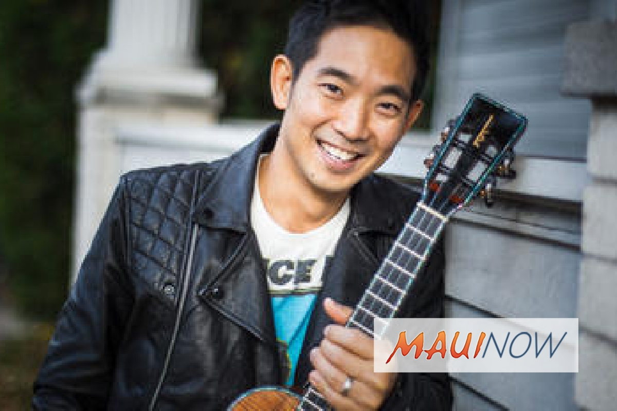 'Ukulele Virtuoso Jake Shimabukuro Returns to Maui