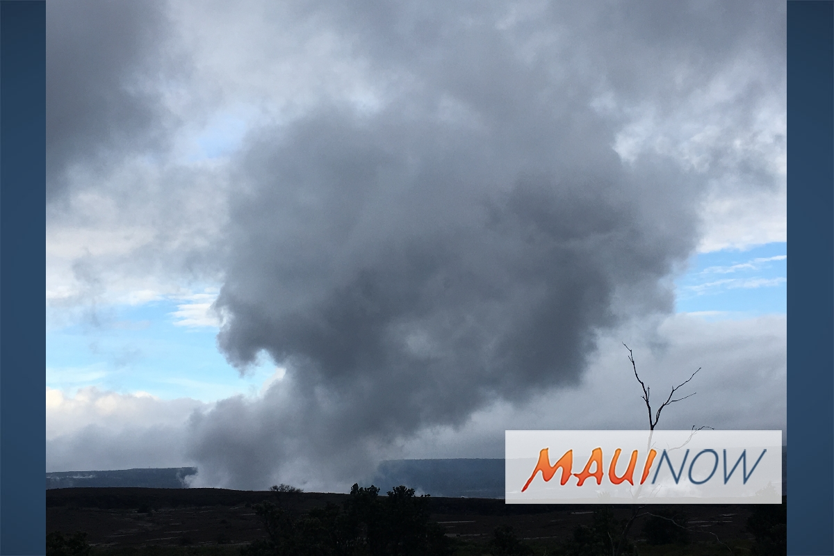 Hawaii Island's Air Quality Improves