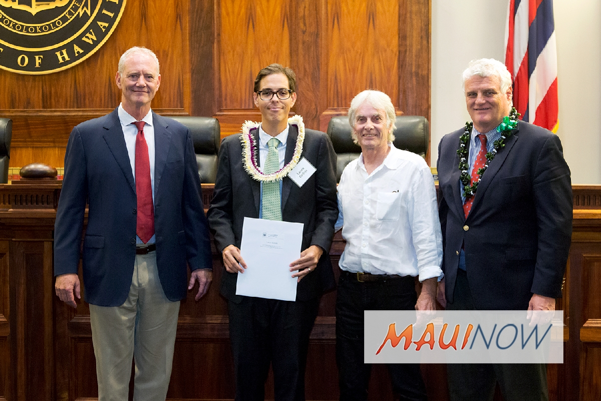 Hawai'i Judiciary Recognizes Lawyer Lance Collins