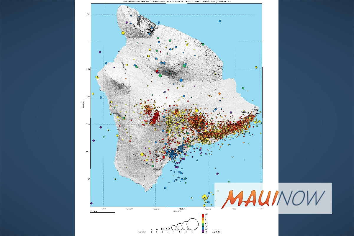 Hawaiian Volcano Observatory Adapts to Changes