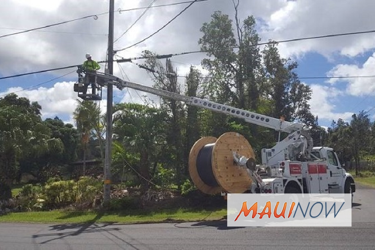 Hawaiian Telcom Increases Broadband Access