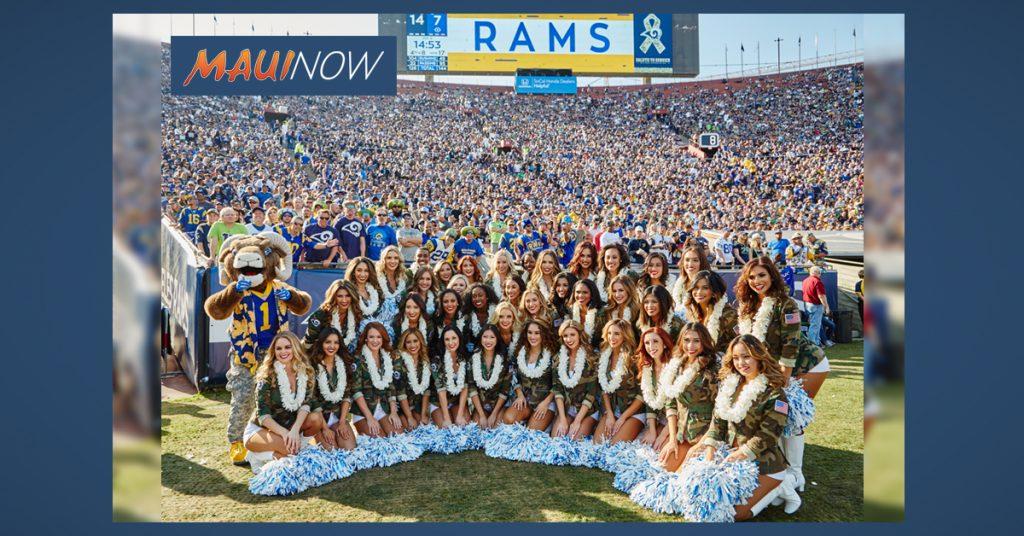 LA Rams to Announce Hawai'i Preseason Game at Aloha Stadium