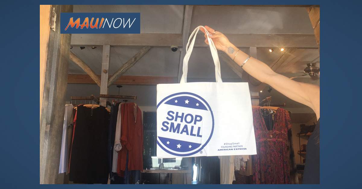 """Five Small Business Tips for """"Shop Small"""" Saturday"""