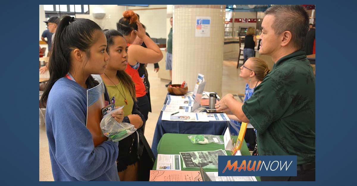 UH Maui College Hosts Open House, Nov. 20