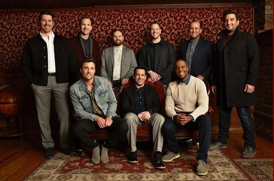 A Capella Group Straight No Chaser on Maui, Jan. 3