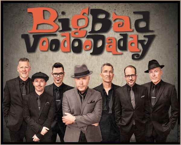 Big Bad Voodoo Daddy Returns to the MACC, Jan. 12