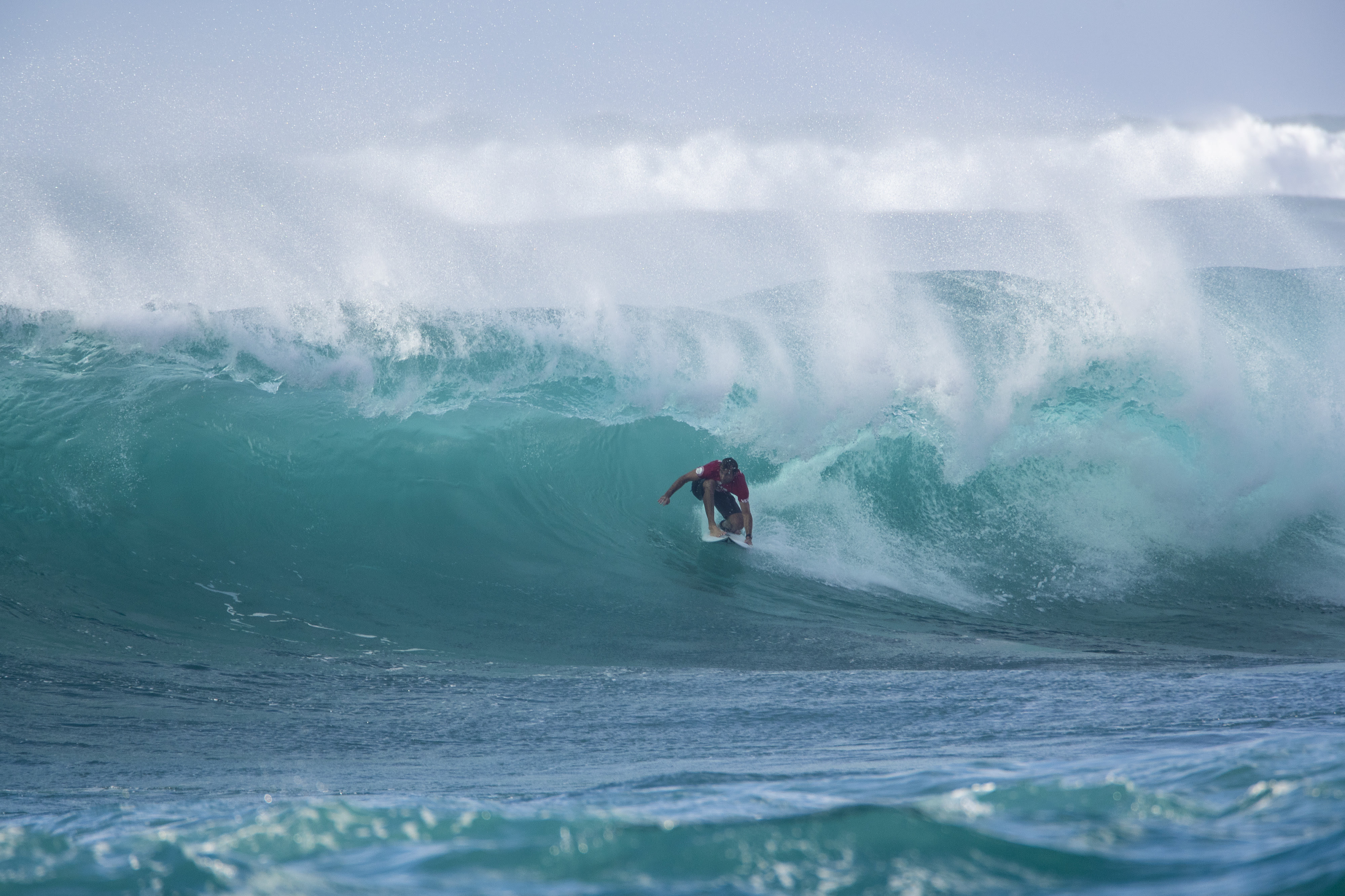 World Surf League Postpones Events Through June