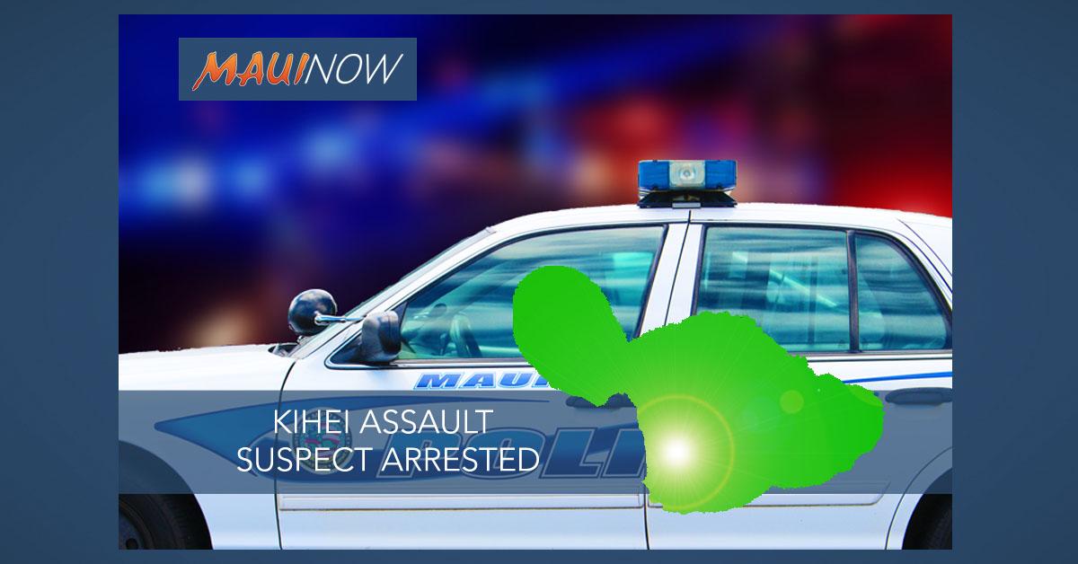 Man Arrested in Alleged Assault at Kīhei Taco Bell