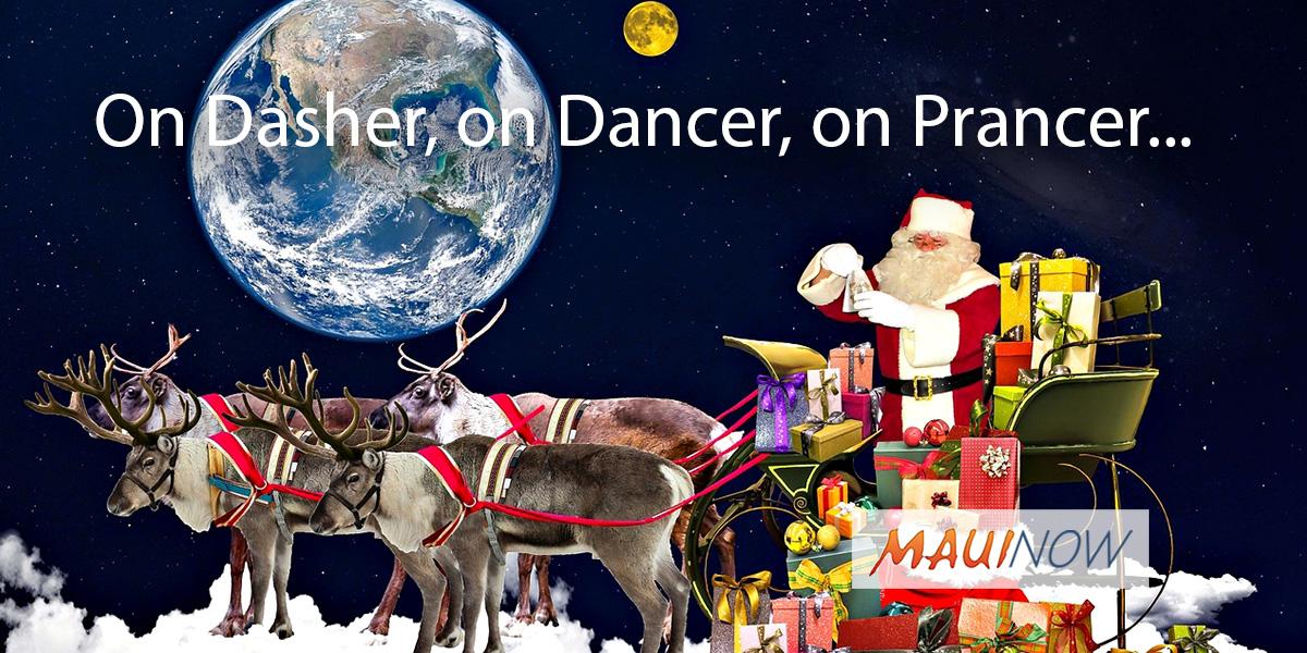 Government Shutdown Won't Stop NORAD Santa Tracker