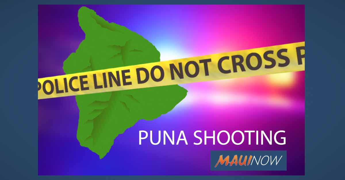Pāhoa Woman Dies in Police-Involved Shooting