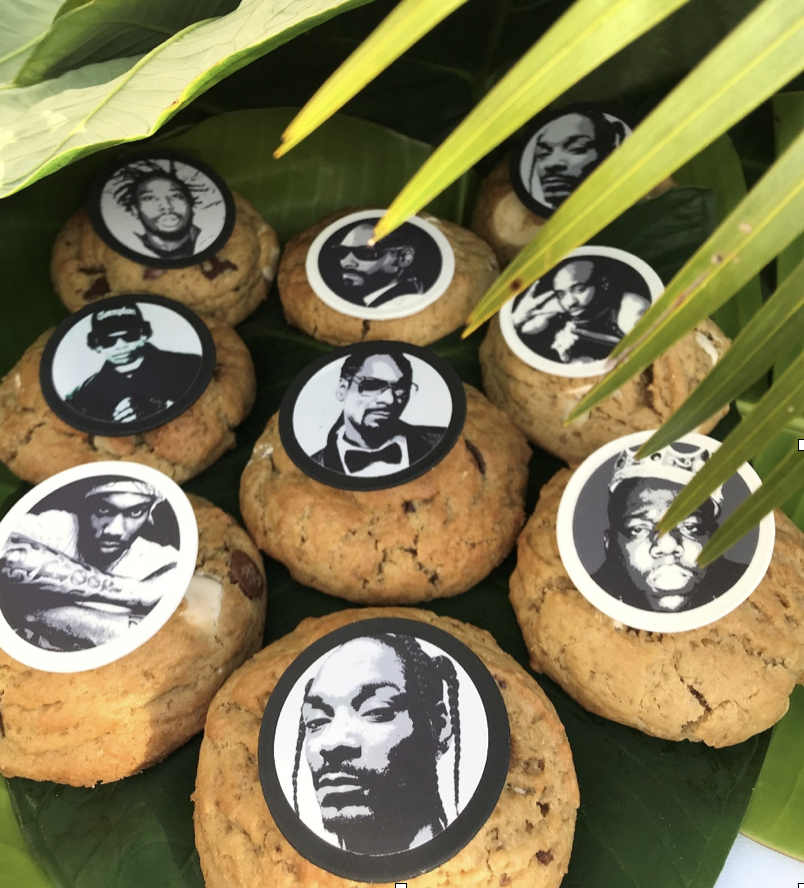 Maui-Made Cookies for Snoop Dogg & Other Stars