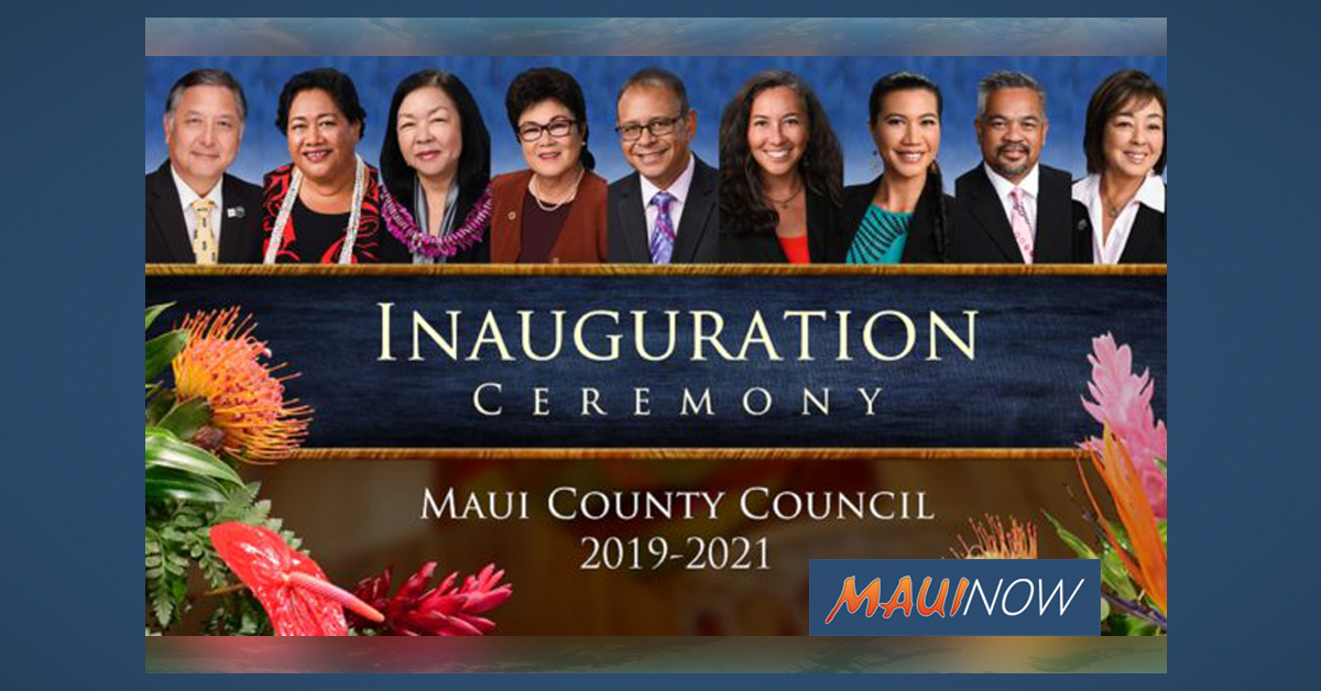 Lt. Gov. to Keynote Maui Council Inauguration